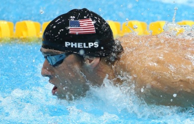 Top Productivity Tips From Michael Phelps