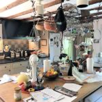 BEFORE - This client had to de-clutter to sell her home